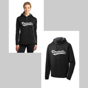 Roseville Girls Softball Performance Hoodie