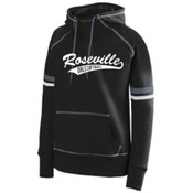 Roseville Girls Softball Ladies Hoodie